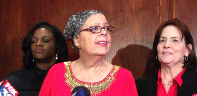 CTU president Karen Lewis calls potential pension payment increase 'strike-worthy'
