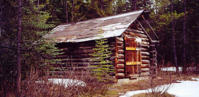 Writer Tom Montgomery Fate reflects on cabin fever