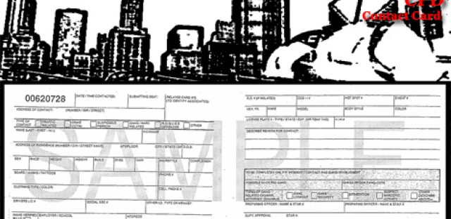 Poor data keeps Chicago's stop and frisk hidden from scrutiny