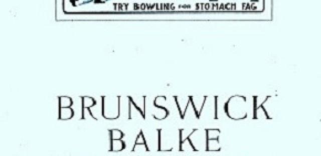 Brunswick magazine ad, 1914