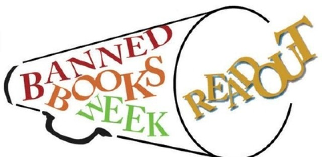 Banned Books Week Read Out