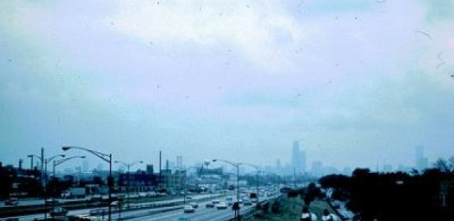 The rains of August 1987
