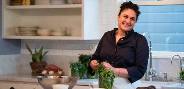 "Samin Nosrat is a chef and the author of ""Salt Fat Acid Heat."" She also stars in a new Netflix documentary series of the same name."