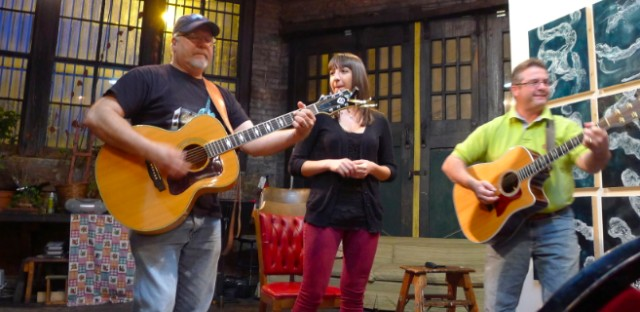 Hammond hardware store mixes art, food and music to help revitalize a struggling downtown