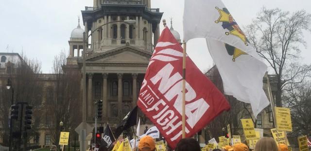 2nd Amendment 'Sanctuary' Movement Grows In Illinois