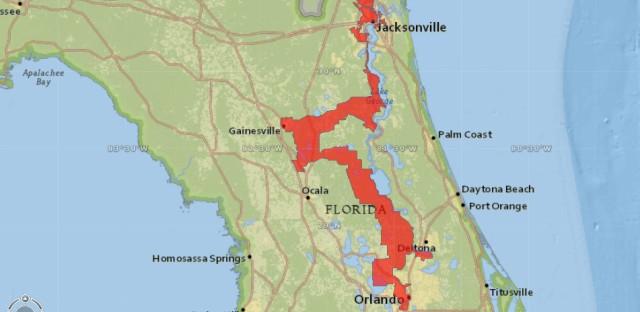 Planet Money : #846: Ungerrymandering Florida Image