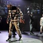 Debbie Allen's FREEZE FRAME...Stop the Madness is a musical featuring dance, video and visual art that explores gun violence in cities.