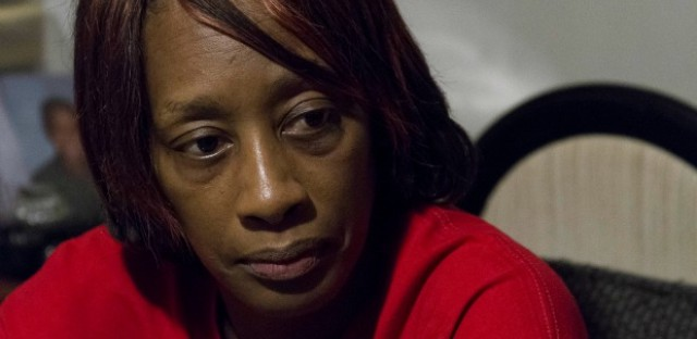 A mother struggles as son's murder remains unsolved