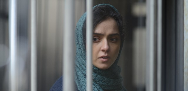 "This image released by Cohen Media Group/Amazon Studios shows Taraneh Alidoosti in a scene from, ""The Salesman."""