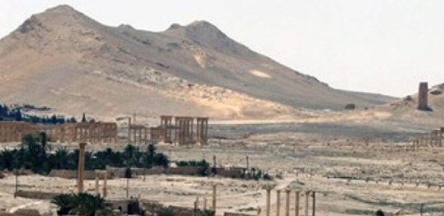 Ancient Syrian city threatened by ISIS