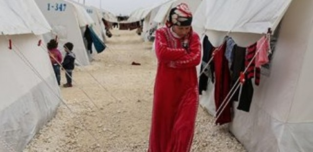 Sexual assault in Syria, deadly barrel bombs, and Women for Women International