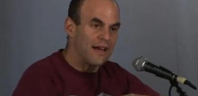 Peter Sagal hosts The Moth tonight; his appearance on 'The Interview Show'