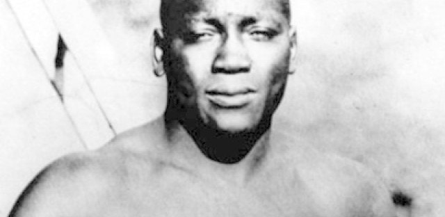 In 'Portrait of Jack Johnson' jazz bassist Karl Seigfried composes musical profiles of Johnson and two other boxing champs.