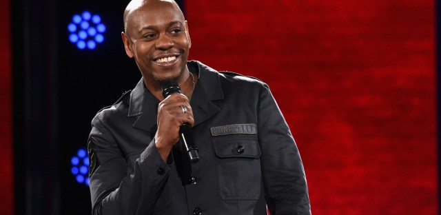 Pop Culture Happy Hour : Dave Chappelle and CHiPs Image