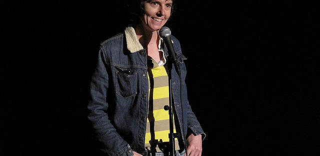 Tig Notaro, stand up comedian with cancer