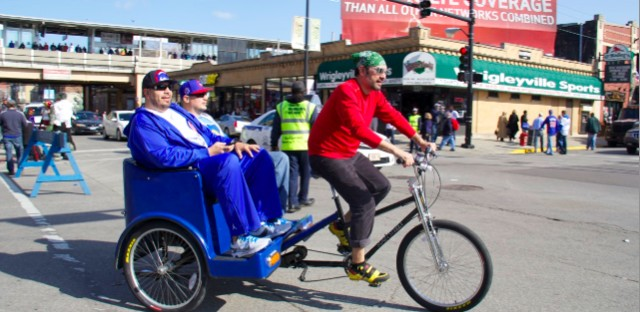 New rules of the road possible for Chicago pedicab drivers