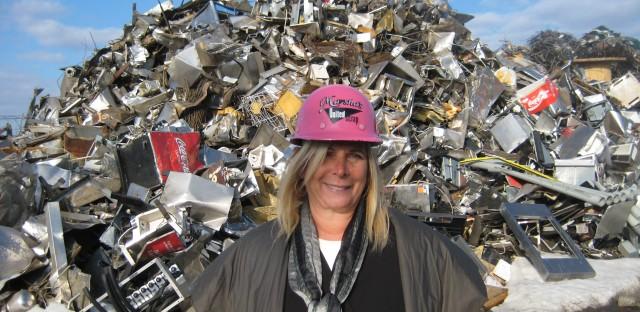 United Scrap Metal CEO Marsha Serlin