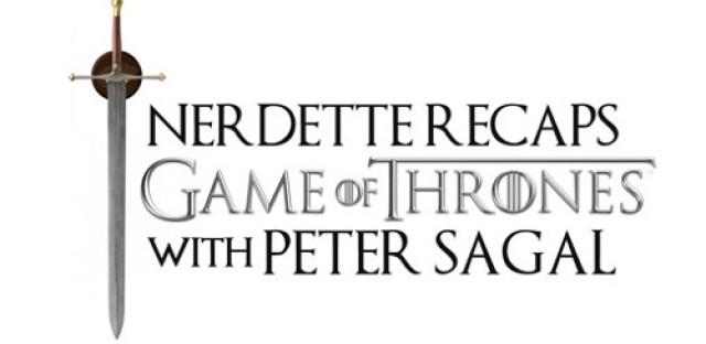 #06: Game of Thrones Recap w/ Peter Sagal (S5E6)