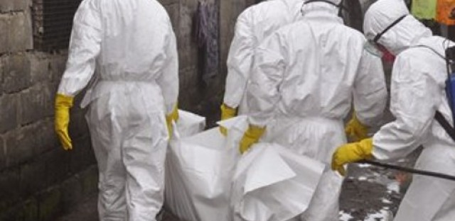 U.S. to send troops to contain Ebola