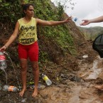 3 Weeks After Maria Slammed Puerto Rico, The Search For Clean Water Is Still On
