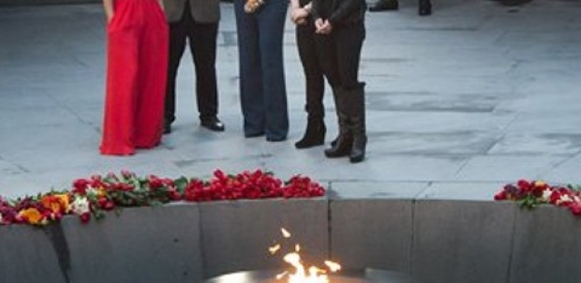 The centennial of the Armenian genocide