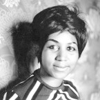 """Aretha Franklin, pictured in 1968, died Thursday. Known as the """"Queen of Soul,"""" she recorded 17 Top 10 singles."""