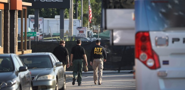 On Wednesday, law enforcement officials continue to investigate the Pulse gay nightclub where Omar Mateen killed 49 people on Sunday.