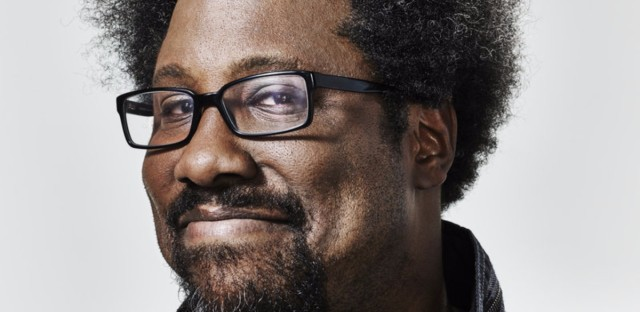 W. Kamau Bell describes his CNN series, United Shades of America, as a travel show that will take him places he is afraid to go. (Courtesy of CNN)