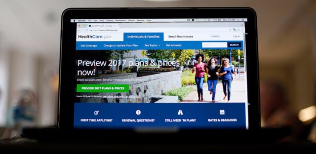 Open enrollment for individual coverage under the Affordable Care for 2017 ends Tuesday.