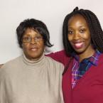 Ethel Reid and her daughter Latoya Reid.