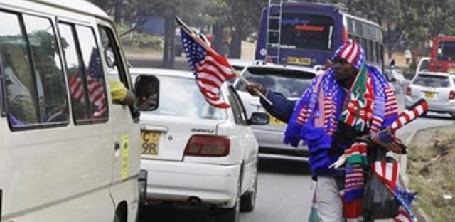 Obama Visits Kenya