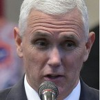 Gov. Mike Pence, R-Ind., and Sen. Tim Kaine, D-Va., will face off Tuesday evening during this campaign's only vice presidential debate, at Longwood University in Farmville, Va.