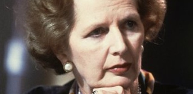 Former Financial Times correspondent explains the Margaret Thatcher effect on politics