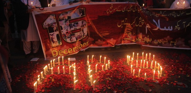 A year after the Peshawar attacks