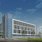 U of C Trauma Center Rendering