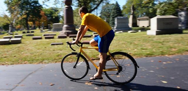 Cemetery biking thumbnail