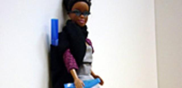 Barbie: Astronaut, beach bunny, executive and now, architect?