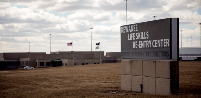 Illinois Inmates Hope To Get Into This Prison | WBEZ
