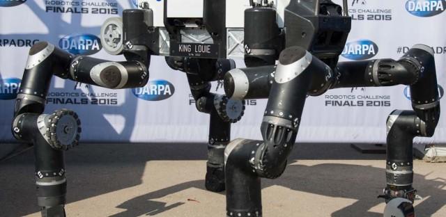StarTalk Radio : Inside DARPA: Sci-Fi Meets National Defense Image