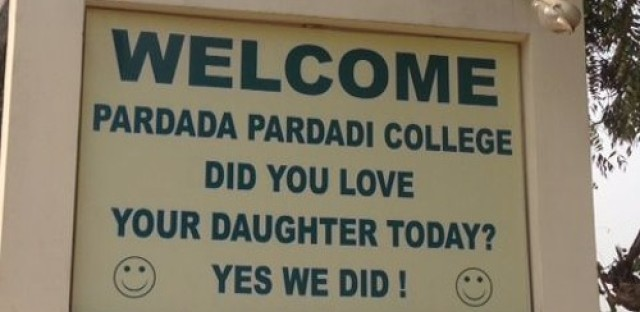 Global Activism: Pardada Pardadi school supports young girls