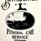 A collection of images we collected about funeral 'L' cars and public transit and life's end.