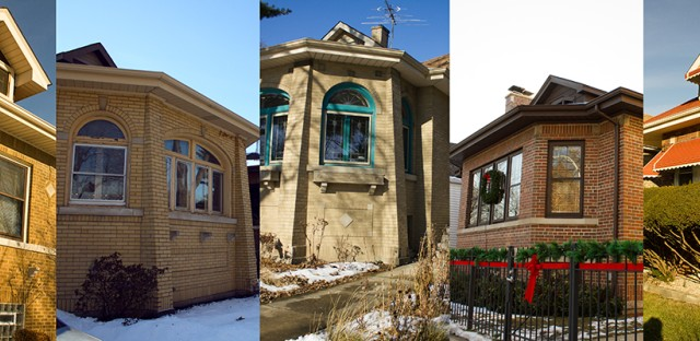 100 years of Chicago bungalows