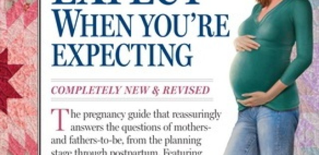 The worst pregnancy books (as determined by formerly pregnant people)