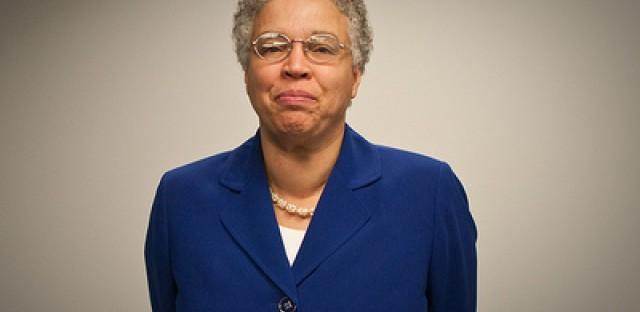 Cook County Board President Toni Preckwinkle discusses first 100 days in office