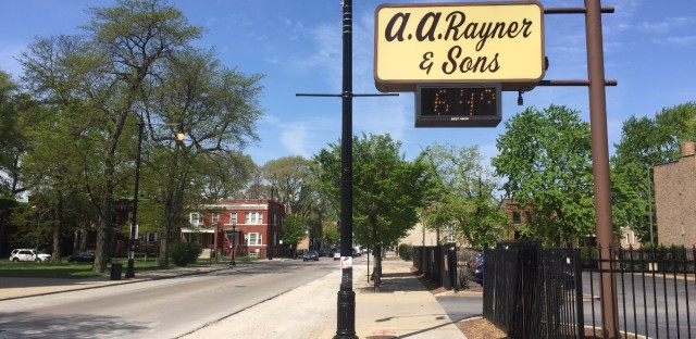 A.A Rayner and Sons Funeral Home