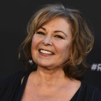 "ABC Entertainment said it was canceling ""Roseanne"" after what it said were ""repugnant"" tweets from the show's star, Roseanne Barr, seen here in March."
