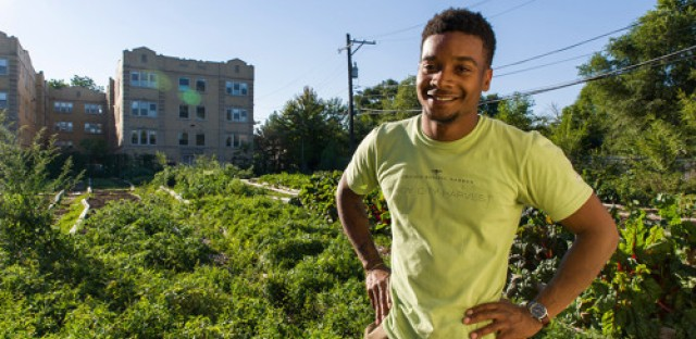 EcoHeroes: Darius Jones of Urban Aggies