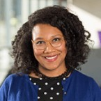 Northwestern assistant professor of psychology Sylvia Perry
