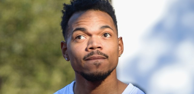 Chance the Rapper, photographed on February 17, 2018 in Los Angeles. The artist and philanthropist announced his purchase of the previously shuttered news site Chicagoist on July 19, 2018.