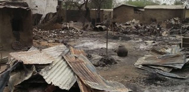 Boko Haram's alleged slaughter of thousands in Baga, Nigeria